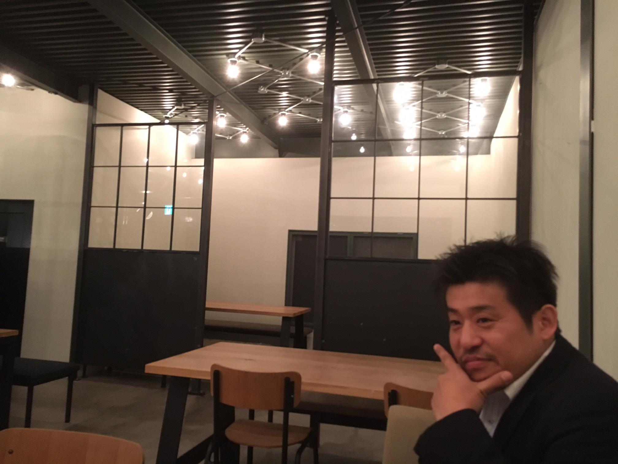 株式会社GOCCO. 木村くん(社長さんです)