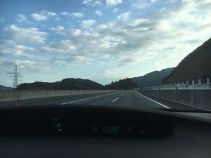 新東名からの富士山