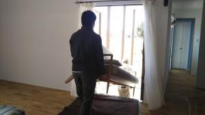 LDKに大きな開口があったので、搬入に助かりました!